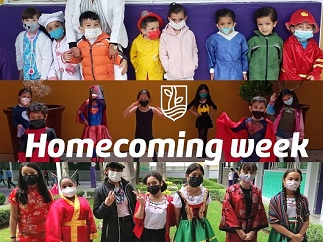 Grandiosa semana de bienvenida